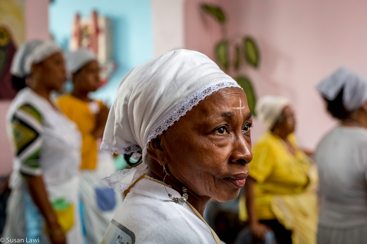 Faces of Cuba